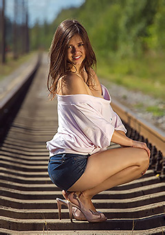Railway Striptease
