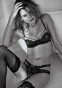 Lingerie Collection Of Behati